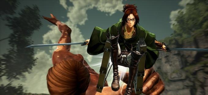 Attack on Titan 2 para Nintendo Switch y su jugabilidad