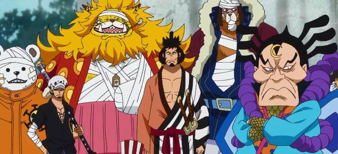 ¿Cuándo iniciará el arco de Wano de One Piece?