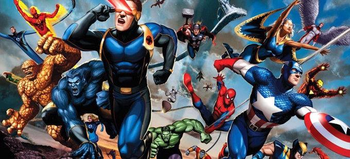X-Men y 4 Fantásticos, más cerca de Marvel Studios
