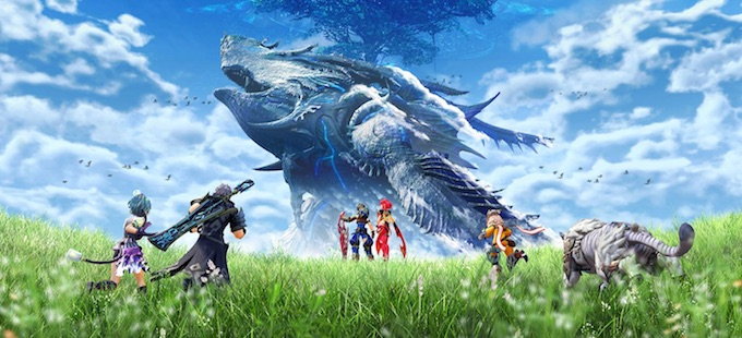 Todo lo revelado en el Nintendo Direct de Xenoblade Chronicles 2