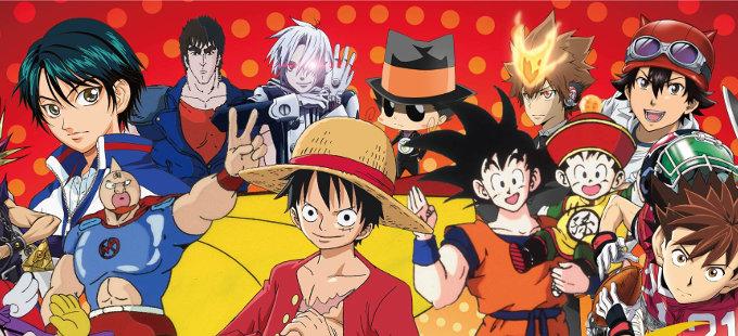 Celebra 50 años con música de Dragon Ball Z, One Piece, Naruto y más