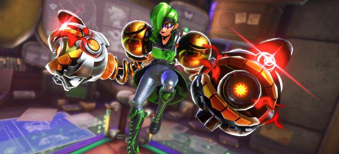 ¿El final de las actualizaciones de ARMS para Nintendo Switch?