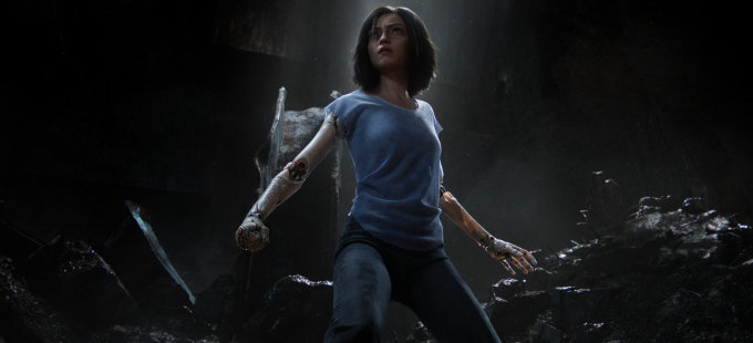 Primer vistazo a Alita: Battle Angel de Robert Rodriguez