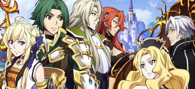 Nuevo y final avance del anime de Grancrest Senki