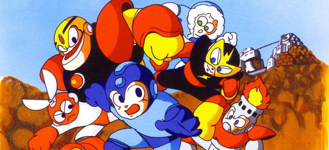 Mega Man 11 para Nintendo Switch y los juegos preferidos de sus creadores
