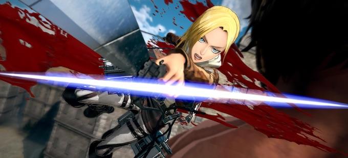 Attack on Titan 2 para Nintendo Switch consigue fecha de salida