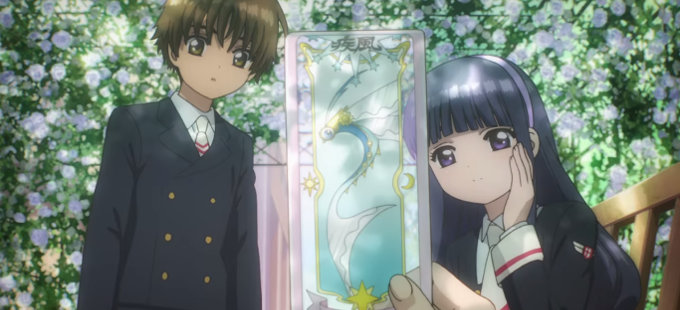 Syaoran Li se presenta en la segunda temporada de Card Captor Sakura