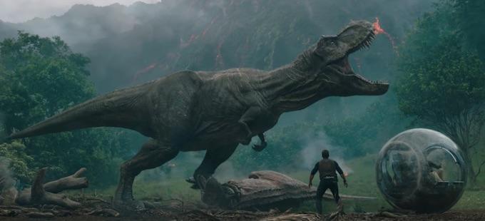 ¡Disfruta del primer tráiler de Jurassic World: Fallen Kingdom!