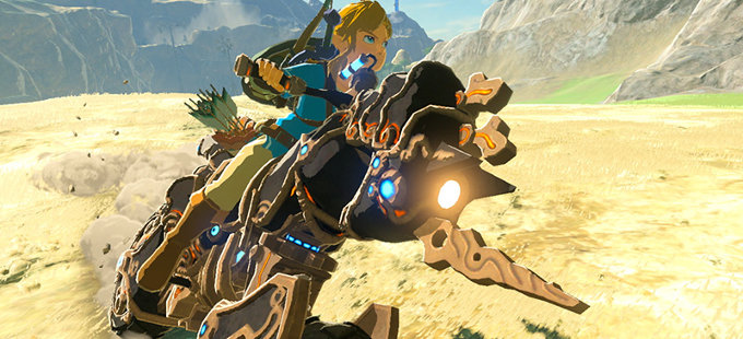 Todo acerca del segundo DLC de The Legend of Zelda: Breath of the Wild