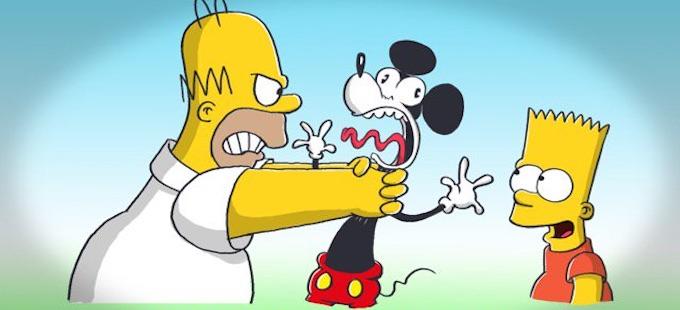 Los Simpson, X-Men, 4 Fantásticos y más, parte de Disney