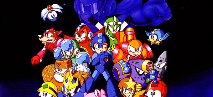 ¿Un juego de Mega Man para Nintendo Switch?