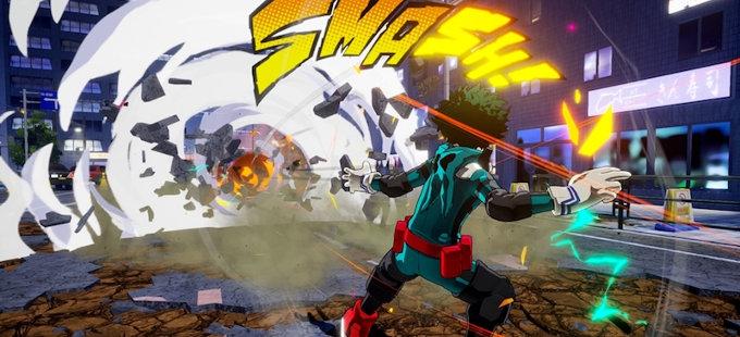 Así se ve My Hero Academia: One's Justice para Nintendo Switch y PS4