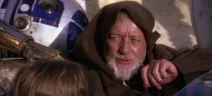 ¿Por qué no apareció Obi-Wan Kenobi en Star Wars: The Last Jedi en lugar de...?