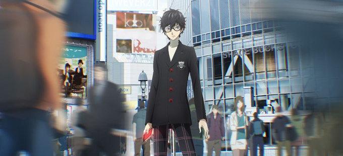 Persona 5 the Animation llega en abril del 2018