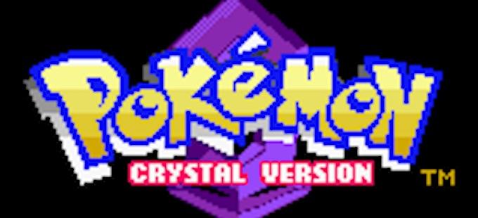 Pokémon Crystal para la Consola Virtual anunciado oficialmente
