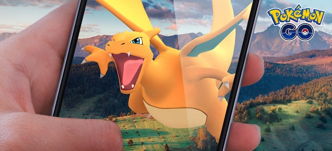 Pokémon GO se actualiza con AR+