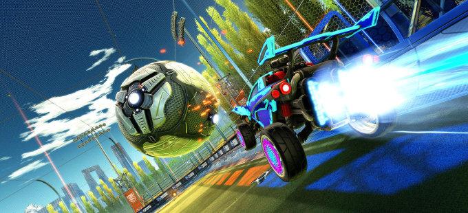 """Rocket League para Nintendo Switch aporta su """"granito de arena"""""""