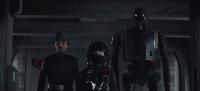 ¿Cómo se conectan Rogue One y Star Wars: The Last Jedi?