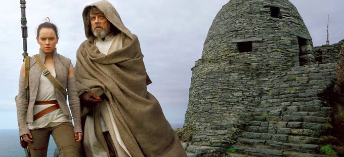 Las ideas de George Lucas sí llegaron a Star Wars: The Last Jedi