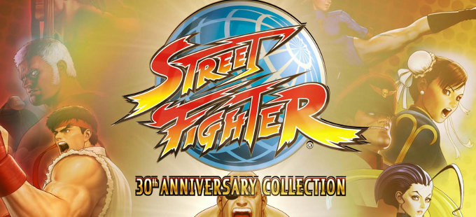 Street Fighter 30th Anniversary Collection para Nintendo Switch anunciado