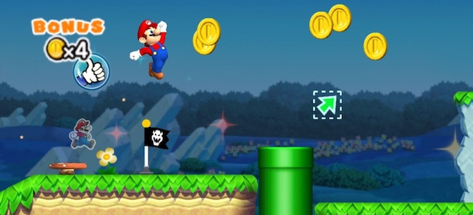 Super Mario Run, el más popular en Google Play Store