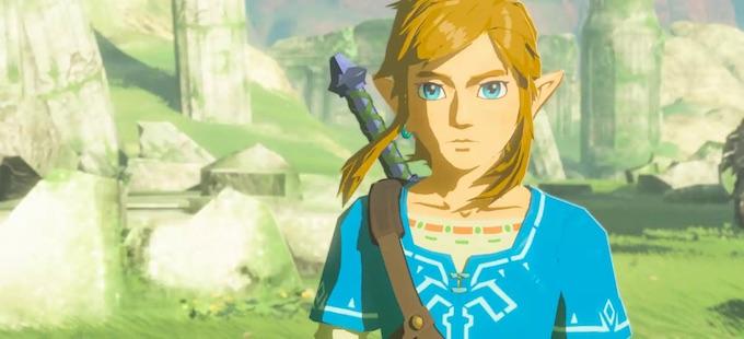 The Legend of Zelda: Breath of the Wild, Mejor Juego del Año de TGA 2017