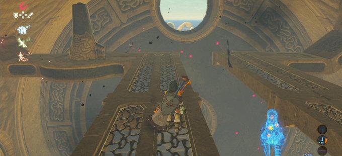 Los calabozos de The Legend of Zelda: Breath of the Wild y su razón ser