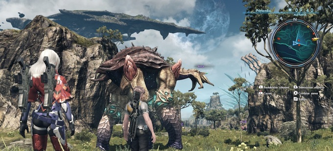 Xenoblade Chronicles X para Nintendo Switch es muy posible