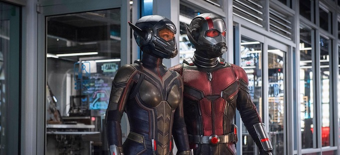 Llega el primer tráiler de Ant-Man and The Wasp