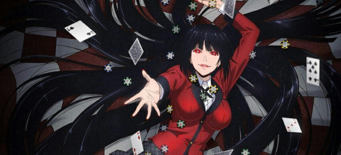 Se rumora una segunda temporada de Kakegurui