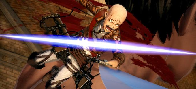 Attack on Titan 2 para Nintendo Switch y el Annihilation Mode