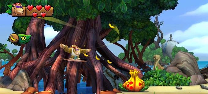 ¿Otro Donkey Kong para Nintendo Switch en desarrollo?