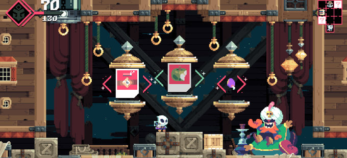 Mercenary Kings Reloaded Edition y Flinthook para Nintendo Switch revelados