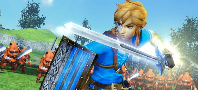 Hyrule Warriors: Definitive Edition para Nintendo Switch estará listo en primavera