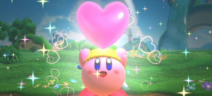 Kirby Star Allies para Nintendo Switch, con fecha de salida