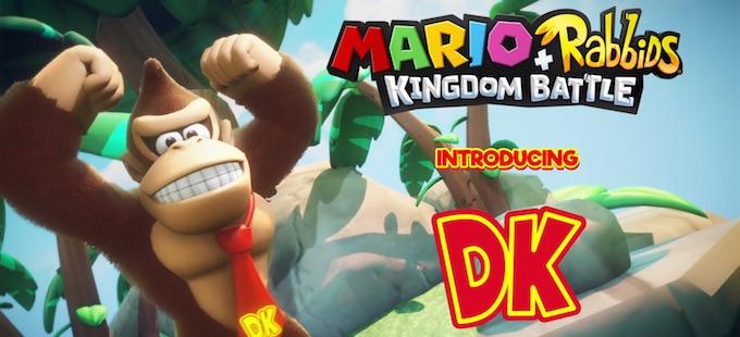 El creador de Mario + Rabbids Kingdom Battle habla acerca de Donkey Kong