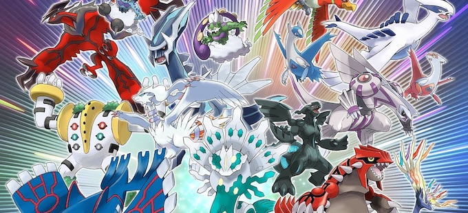 ¡Consigue los Pokémon Legendarios para Pokémon Ultra Sun & Ultra Moon!
