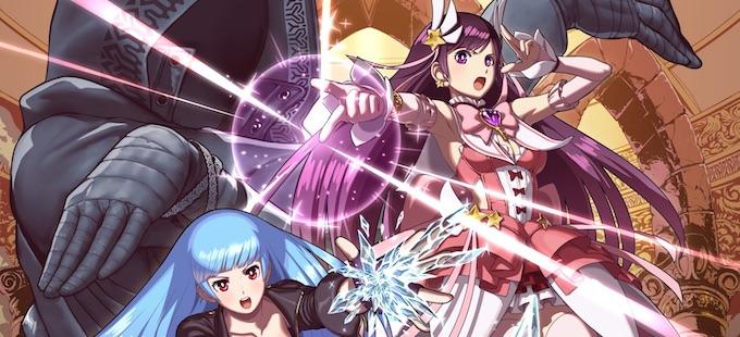 SNK revela SNK Heroines: Tag Team Frenzy para Nintendo Switch