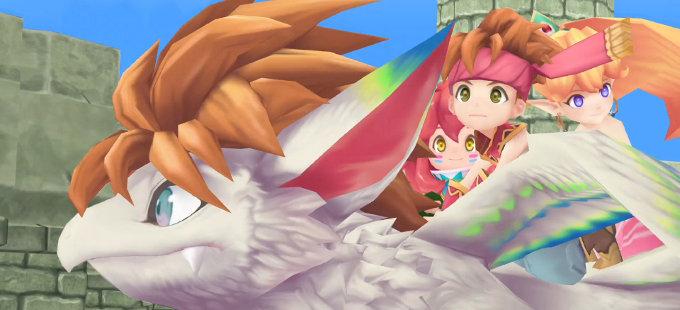 Secret of Mana para Nintendo Switch sigue en juego