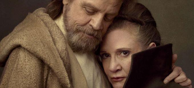 Los poderes de Luke y Leia en Star Wars: The Last Jedi, explicados