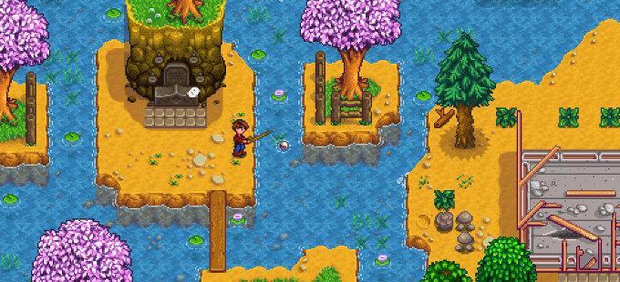 Stardew Valley para Nintendo Switch es el más descargado en la eShop