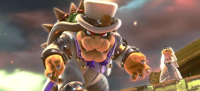 La película de Super Mario Bros. podría salir en el 2020