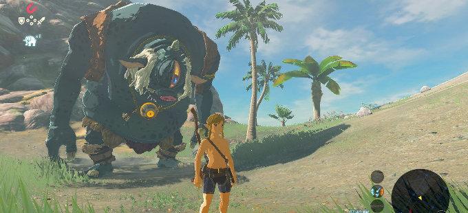 """¿Que """"marca"""" dejó el director de The Legend of Zelda: Breath of the Wild?"""