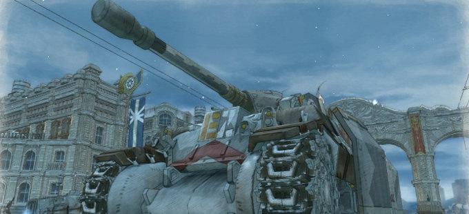 Los tanques y su uso en Valkyria Chronicles 4 para Nintendo Switch