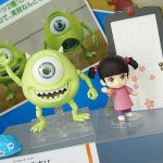 Michael Wazowski y Boo de Monsters, Inc