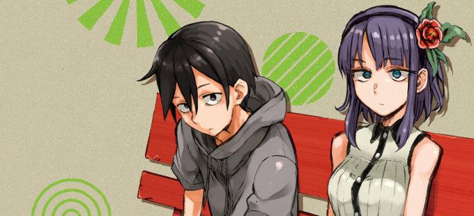 El manga de Dagashi Kashi, a punto de terminar