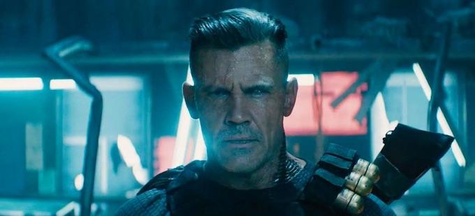 Cable, presente en el nuevo avance de Deadpool 2
