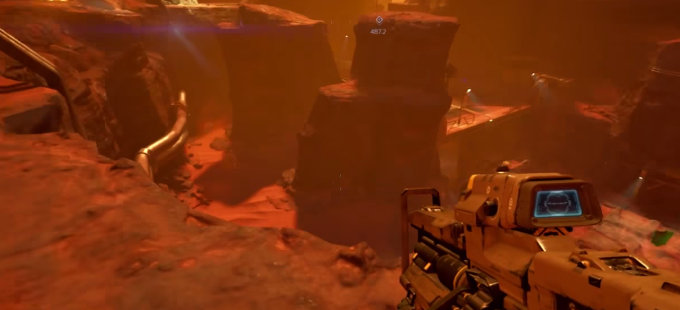 Doom para Nintendo Switch consigue control de movimiento
