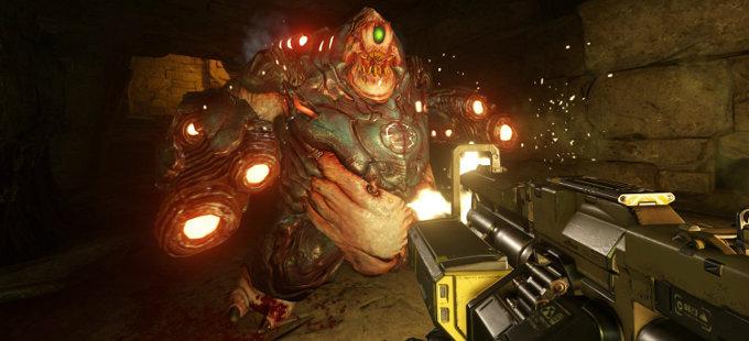 Doom para Nintendo Switch recibirá un nuevo parche