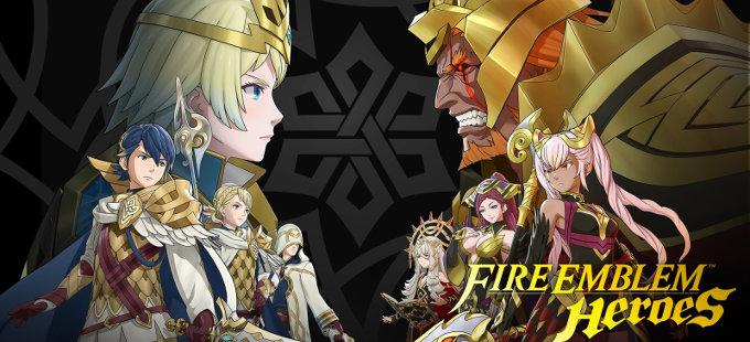 Fire Emblem Heroes conseguirá nuevos modos de juego
